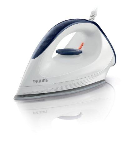 Philips GC160/02 - Plancha en seco, 1200 W