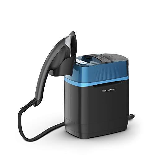 Rowenta Cube UR2020 Cepillo de vapor 2170 W, 5.8 bares presión vapor, depósito 1.1 L, elimina arrugas, olores y desinfecta, hasta 200 g/min, sistema portátil